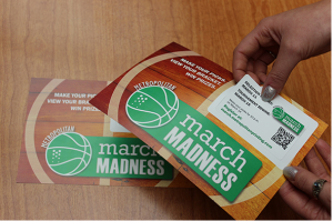 QR Codes & Removable Magnets Direct Mail