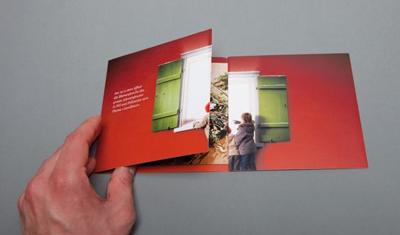 Christmas Direct Mail Campaign