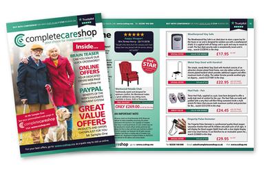 complete care catalogue